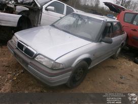 Rover 200 serija dalimis. Automobilis ardomas