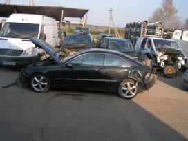 Mercedes-benz Clk klasė dalimis. Europa.taip