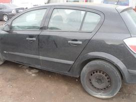 Opel Astra dalimis. Variklis z18xe naudotos