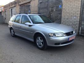 Opel Vectra. Kondicionierius, kablys.