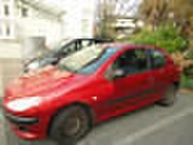 Peugeot 206 dalimis