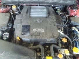 Subaru Impreza Wrx. Naudoti subaru varikliai