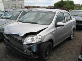 Chevrolet Aveo. Vin kl1sf697j6b004007. UAB