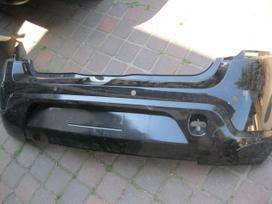 Dacia Sandero. -buferis galinis