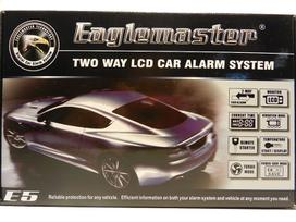 Eaglemaster E5 Car Alarm Systems