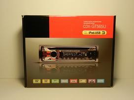 -Kita-, Cdx-gt565u Dvd, dvd grotuvas