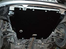 Peugeot 107. Peugeot 107 karterio apsauga