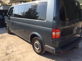 Volkswagen Caravelle, keleiviniai mikroautobusai