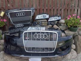 Audi S3. Priekinis buferis,grotelės,sparnai