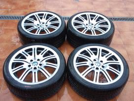 Bmw, Bmw alloy wheel, M double spok, lengvojo