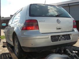 Volkswagen Golf dalimis. Voksvagen golf 00m.1