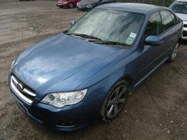 Subaru Legacy dalimis. Dalimis subaru legacy