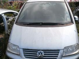 Volkswagen Sharan. W platus