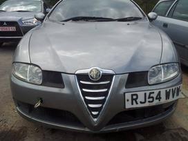 Alfa Romeo Gt. Raudonas odinis salonas, r17 ratai.