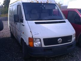Volkswagen Lt, krovininiai mikroautobusai