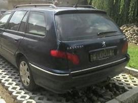 Peugeot 406 dalimis. Is vokietijos