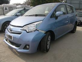 Toyota Verso-s dalimis. Is anglijos, srs, abs