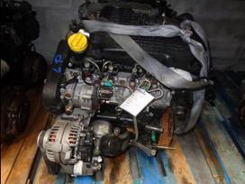 Renault Modus dalimis. K9k