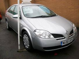 Nissan Primera dalimis. Primera 2.2 dci