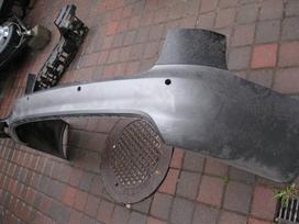 Audi Allroad. . slenkstis - buferis