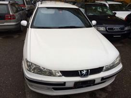 Peugeot 406. Europa iš šveicarijos(ch) возможна доставка в ru,
