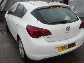 Opel Astra dalimis. variklis b14net naudotos