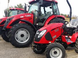 Tym Tym - T233 iki T1054, traktoriai
