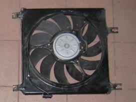 Subaru Justy ventiliatorius