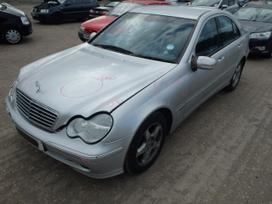 Mercedes-Benz C200, 1.8 l., sedanas