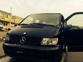 Mercedes-benz V220. Europa iš šveicarijos(ch)