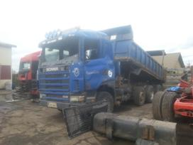 Scania 124, sunkvežimiai