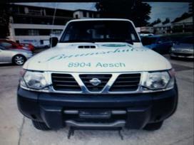 Nissan Patrol. Europa iš šveicarijos(ch) возможна доставка в ru,