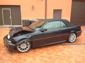 Bmw 330 dalimis. E46 sedan, coupe, compact,
