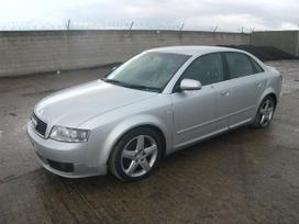 Audi A4. S-line,quattro, r17 ratai, odinis