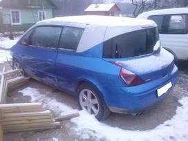Renault Avantime. R17 ratlankiai , variklis