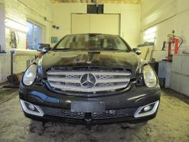 Mercedes-benz R klasė. Specializuota mercedes