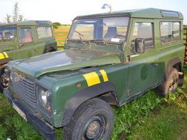 Land Rover Defender dalimis. Turiu naudotų ir