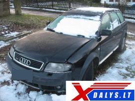 Audi A6 Allroad dalimis. Xdalys. lt
