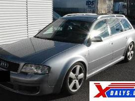Audi Rs6 dalimis. W  bene