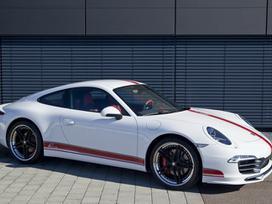 Porsche Carrera Gt dalimis. ! naujos