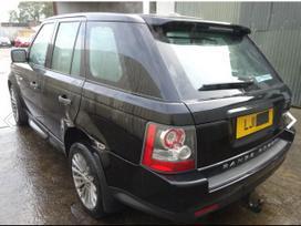 Land Rover Range Rover Sport. Turime
