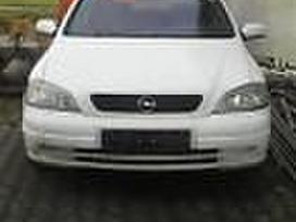 Opel Astra по частям