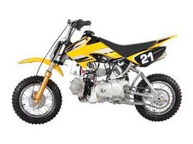 ATV Cross 125cc, enduro / adventure