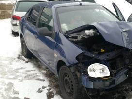 Dacia Logan dalimis. 40000km rida.turime