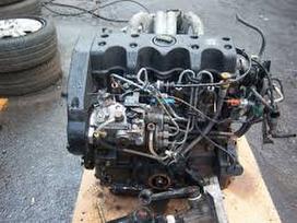 Citroen Xm variklio detalės