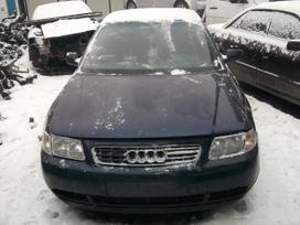 Audi A3. Audi a3 00m.1.8,dalimis,kainos