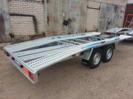 Benmac NUOMA, trailer and semi trailer rental