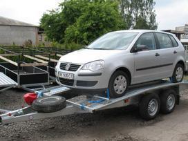 Fendt 3500, trailer and semi trailer rental