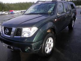 Nissan Navara for parts