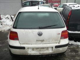 Volkswagen Golf dalimis. Volksvagen golf 4